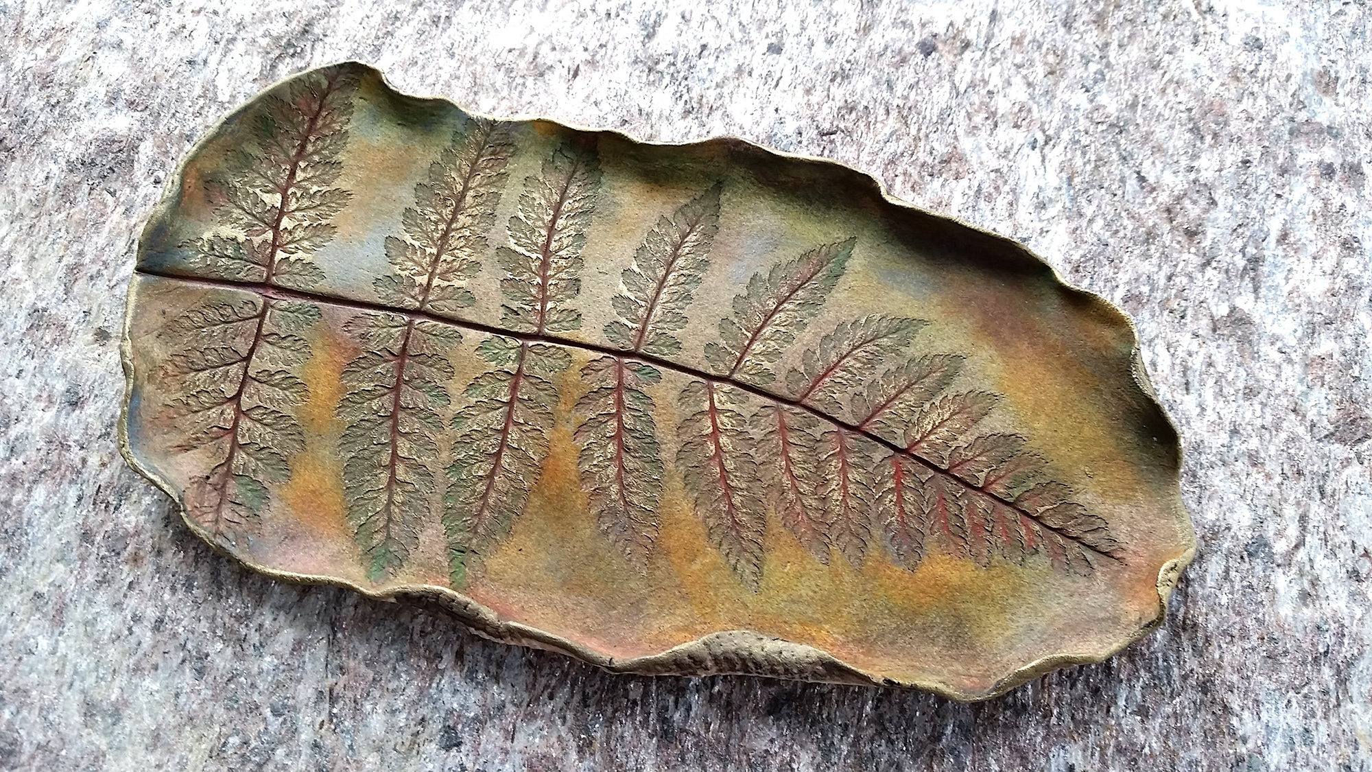 Porcelain-Fern-impression