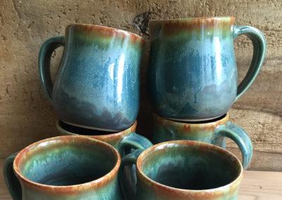 green-mugs
